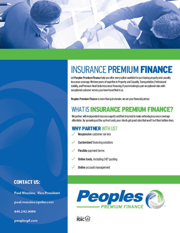 Events - Peoples Premium Finance